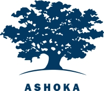 Ashoka logo - blue (highres)